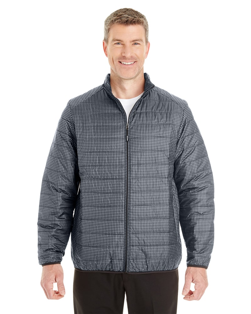 Ash City North End NE701 - Men's Portal Interactive Printed Packable Puffer
