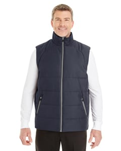 Ash City North End NE702 - Mens Engage Interactive Insulated Vest