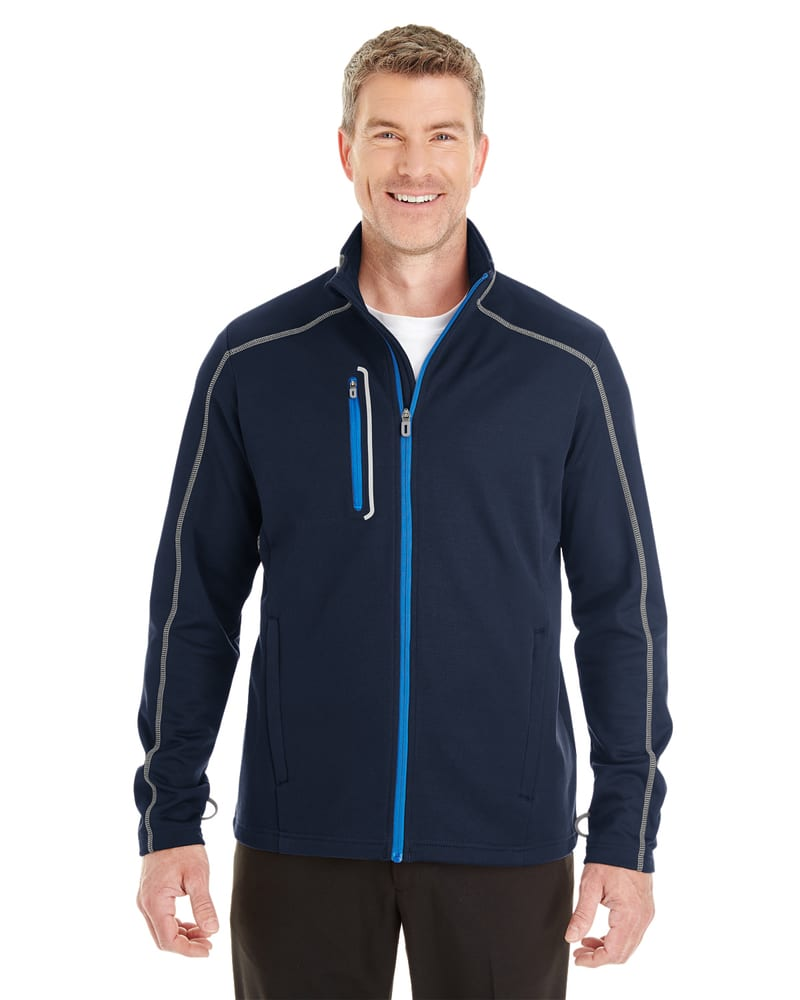 Ash City North End NE703 - Men's Endeavor Interactive Performance Fleece Jacket