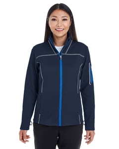 Ash City North End NE703W - Ladies Endeavor Interactive Performance Fleece Jacket