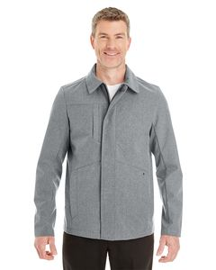 Ash City North End NE705 - Mens Edge Soft Shell Jacket with Fold-Down Collar