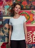 B&C BC047 - Tee Shirt Femme Coton Biologique