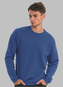 B&C ID202 - Straight Fit Sweatshirt