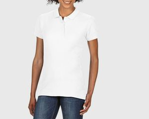 Gildan GN48L - Polo Shirt for Women Pique