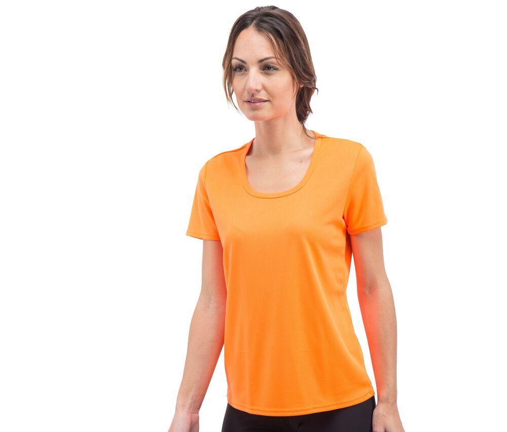 Sans Étiquette SE101 - No Label Sport Tee-shirt Women