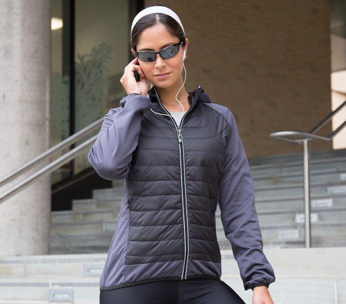 Spiro S268F - Veste légère de sport femme