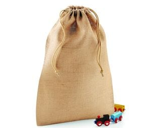 Westford mill WM415 - Jute Stuff Bag