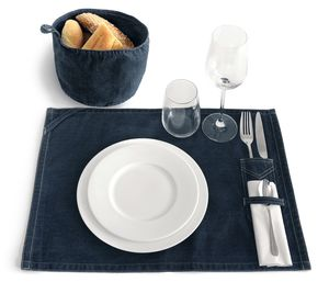 B&C DNM BC015 - Set de table denim