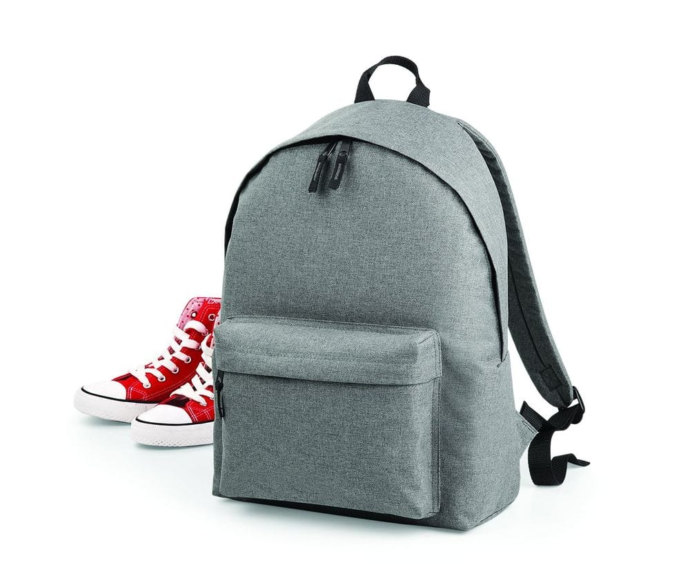BagBase BG126 - Two Tone Fashion Backpack