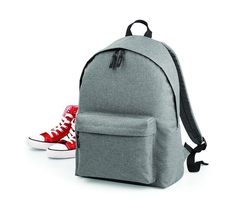 BagBase BG126 - Two Tone Fashion Backpack