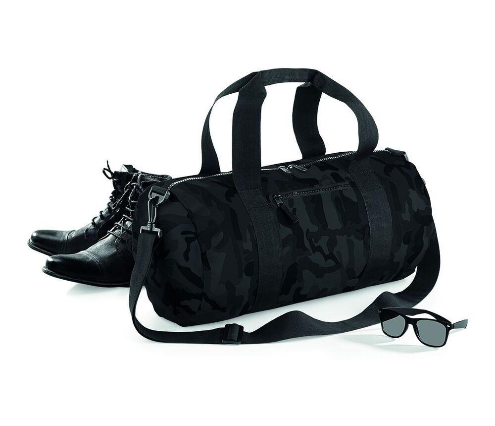 BagBase BG173 - Camo Barrel Bag