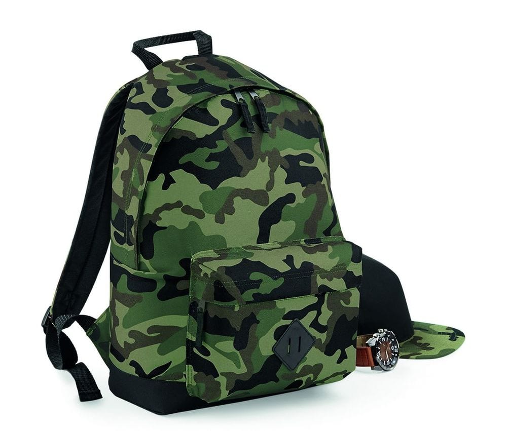 BagBase BG175 - Camo Backpack