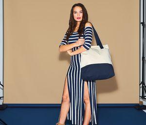 Bagbase BG683 - Sac Shopping en Coton Canvas