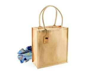 Westford mill WM409 - Jute Boutique BOODSCHAPPENTAS