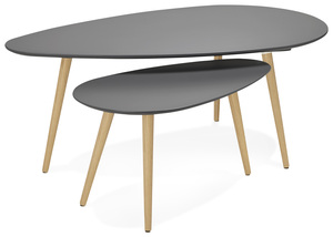 Atelier Mundo GOSMI - Design lage tafel