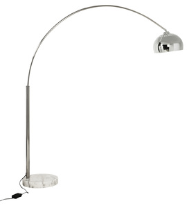 Atelier Mundo LOFT XL CHROME - Design Vloer Lamp