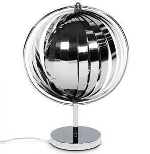 Atelier Mundo NINA SMALL CHROME - Tafel Lamp