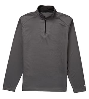 Badger BD4102 - B-CORE ADULT QUARTER ZIP PULLOVER