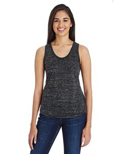 Threadfast 204LT - Ladies Blizzard Jersey Racer Tank