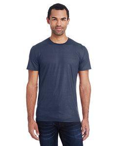 Threadfast 140A - T-shirt à manches courtes Liquid Jersey pour homme