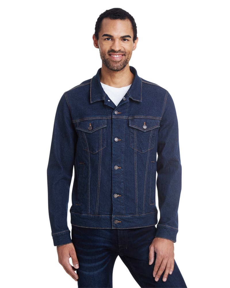 Threadfast 370J - Unisex Denim Jacket