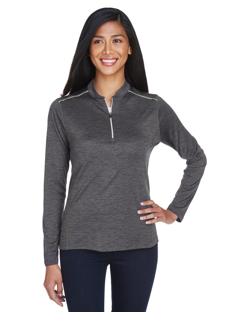 Core 365 CE401W - Chandail Kinetic Performance Quarter-Zip pour femme