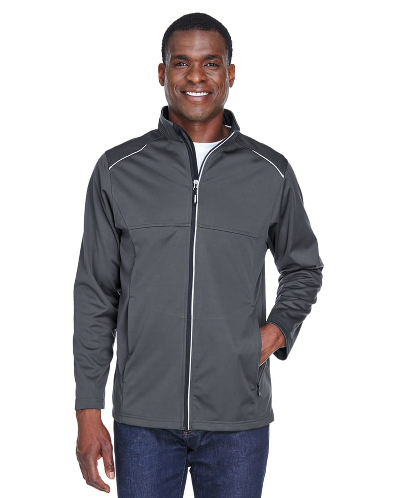 Core 365 CE708 - Men's Techno Lite Three-Layer Knit Tech-Shell