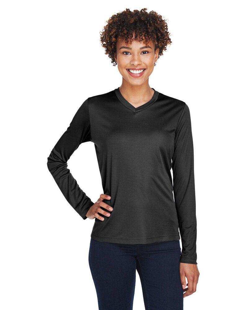 Team 365 TT11WL - Ladies Zone Performance Long-Sleeve T-Shirt