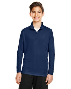 Team 365 TT31Y - Youth Zone Performance Quarter-Zip