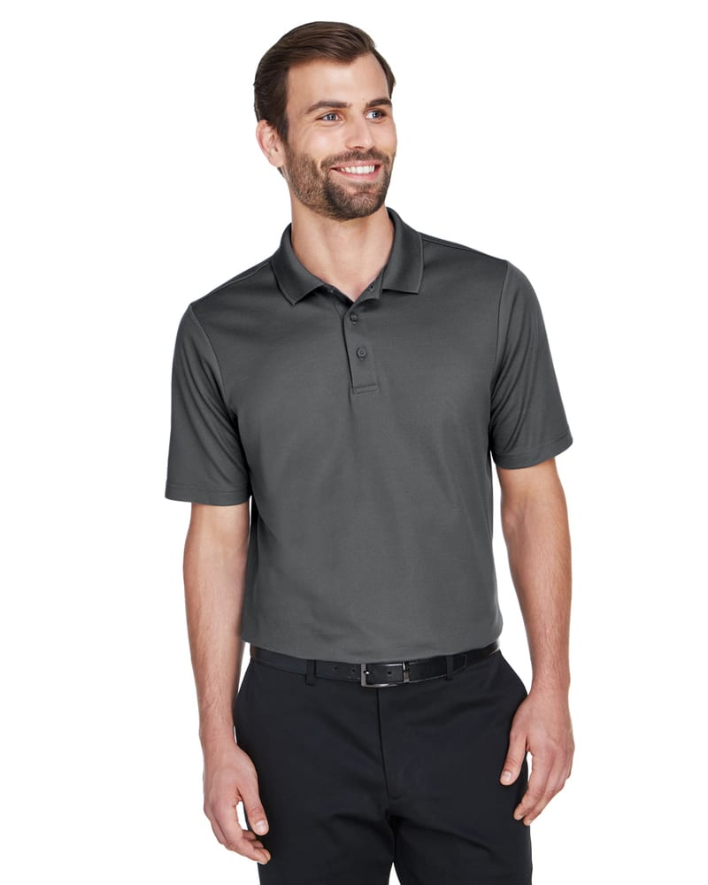 Devon & Jones DG20 - Men's CrownLux Performance™ Plaited Polo