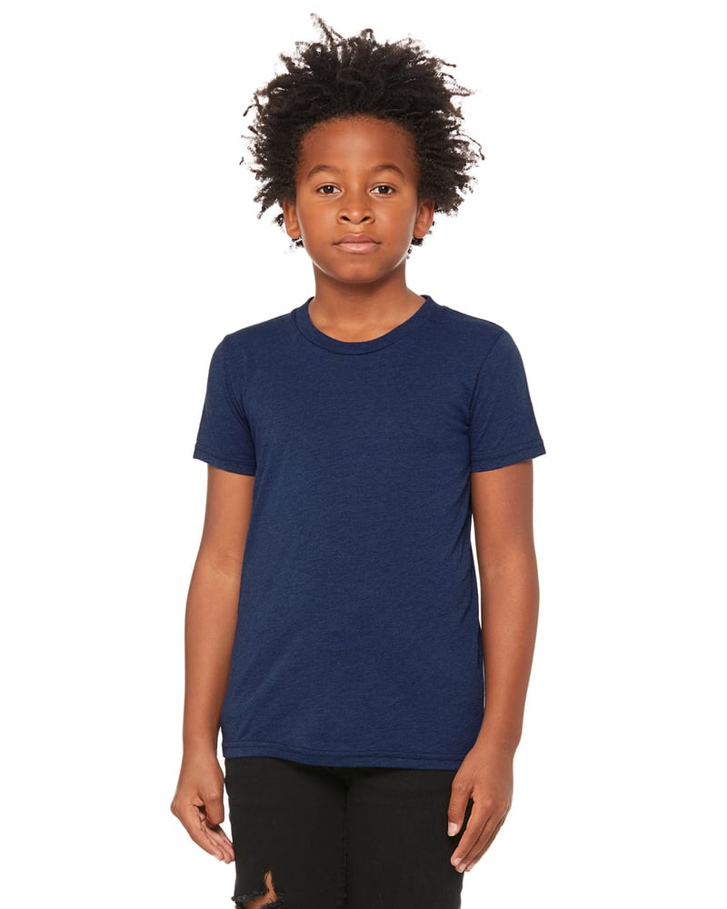 Bella+Canvas 3413Y - Youth Triblend Short-Sleeve T-Shirt