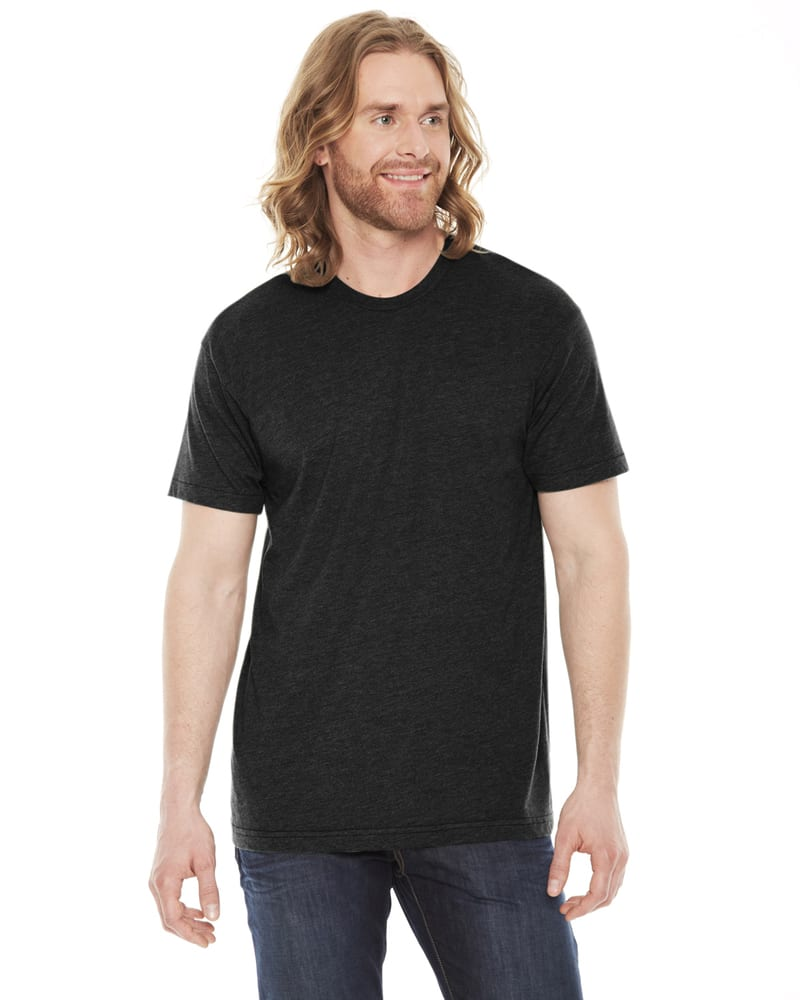 American Apparel BB401W - Unisex Poly-Cotton Short-Sleeve Crewneck