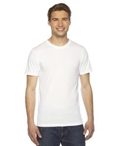 American Apparel PL401W - T-shirt unisexe à sublimation