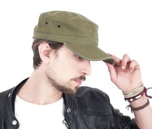 Atlantis AT045 - Gorra Visera Army