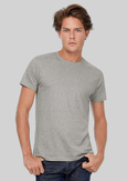 B&C BC01T - Men's T-Shirt 100% Cotton