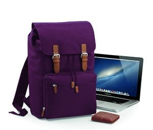 Bag Base BG613 - Mochila Vintage laptop