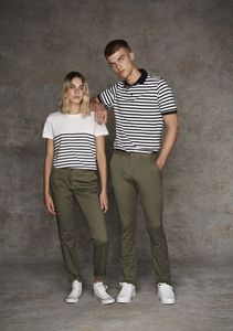 Front row FR621 - Heren Stretch Chino Broek
