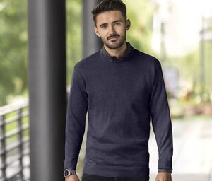 Russell JZ717 - Mens Crew Neck Knitted Pullover