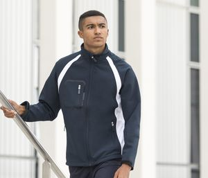 Finden & Hales LV620 - Team Soft-Shell Jacket