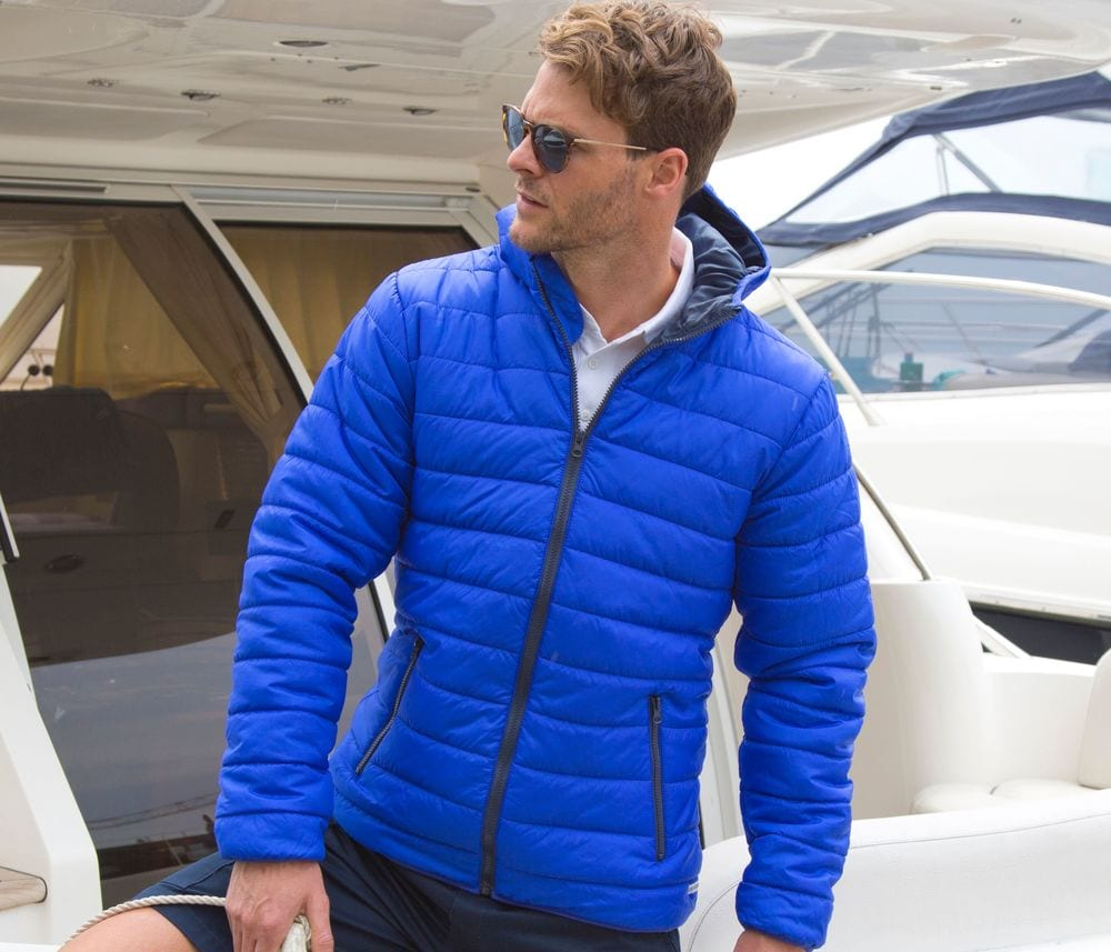 Result RS233 - Soft Padded jacket