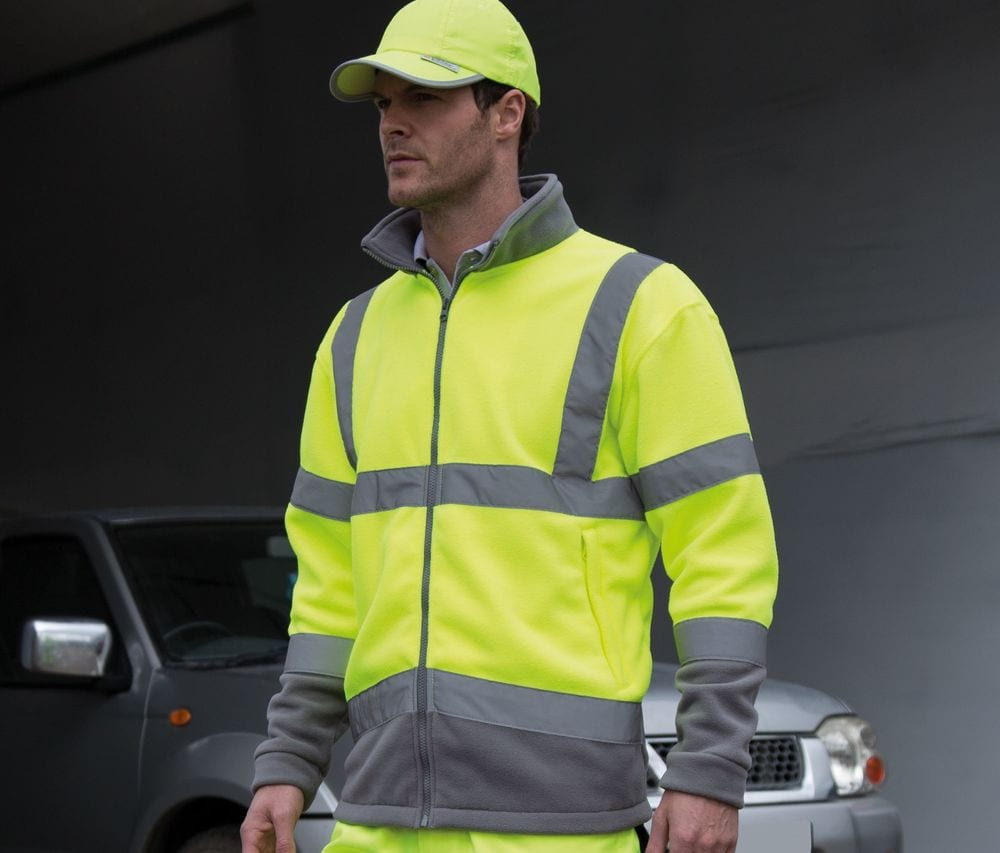 Result RS329 - Safety Microfleece