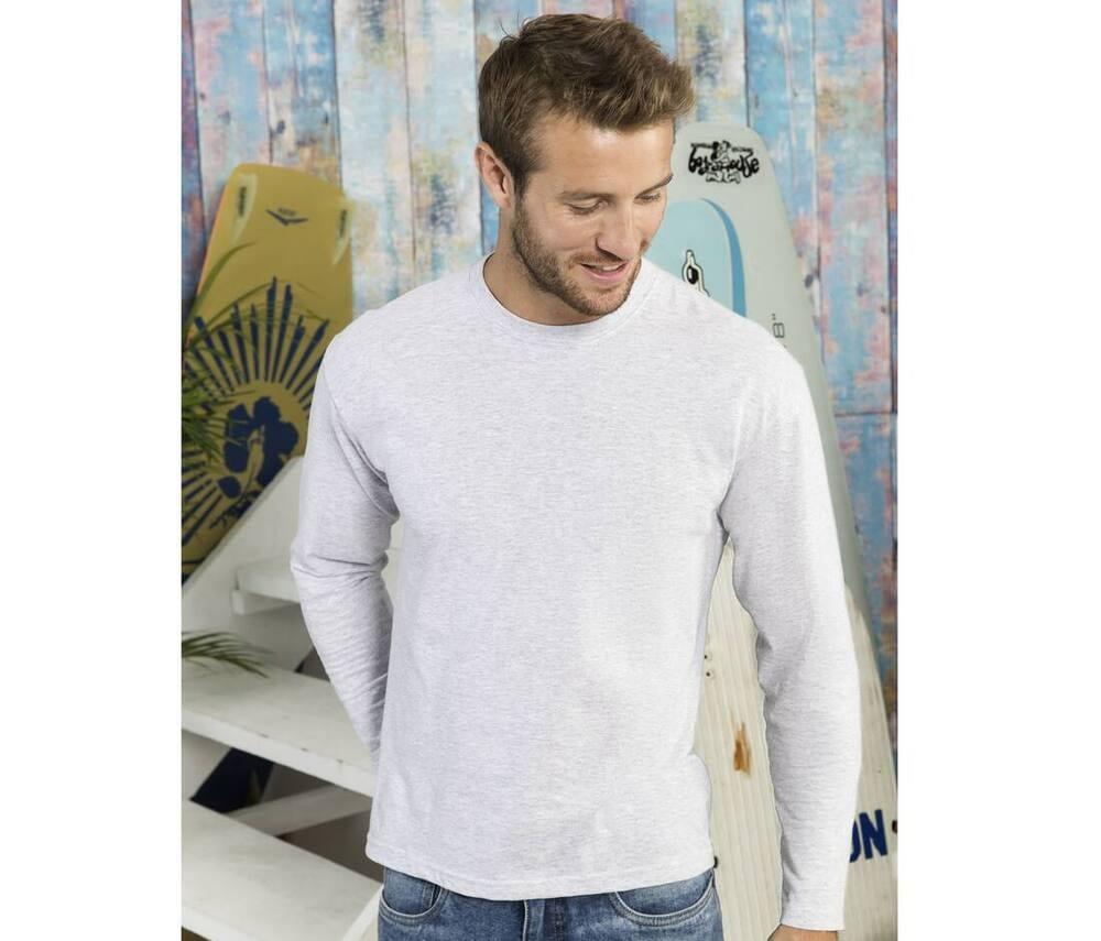 Fruit of the Loom SC223 - Original Long Sleeve T-Shirt