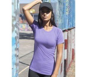 Tombo TL516 - Camiseta Slim fit para dama