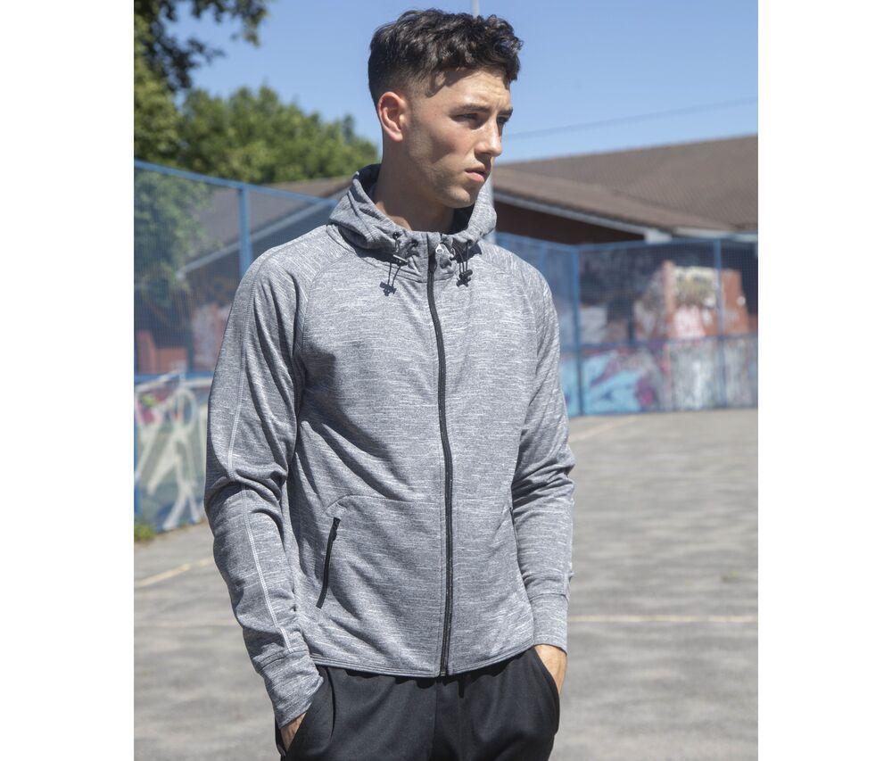 Tombo TL550 - Men's running hoodie