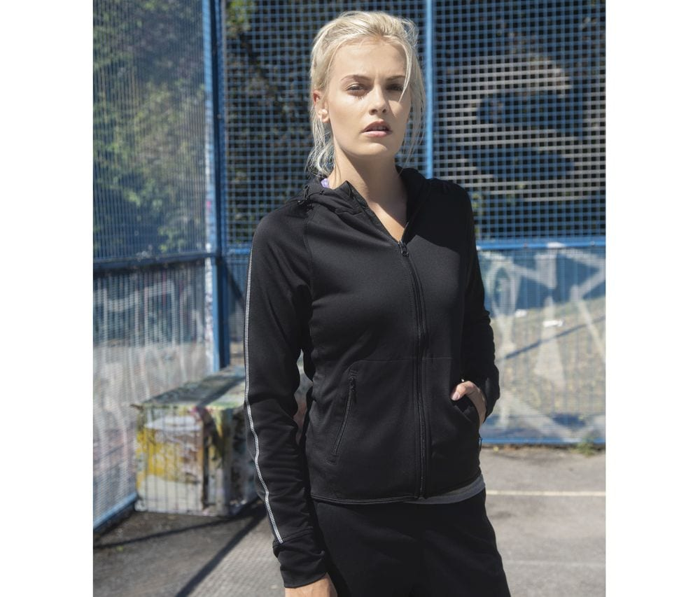 Tombo TL551 - Ladies' running hoodie