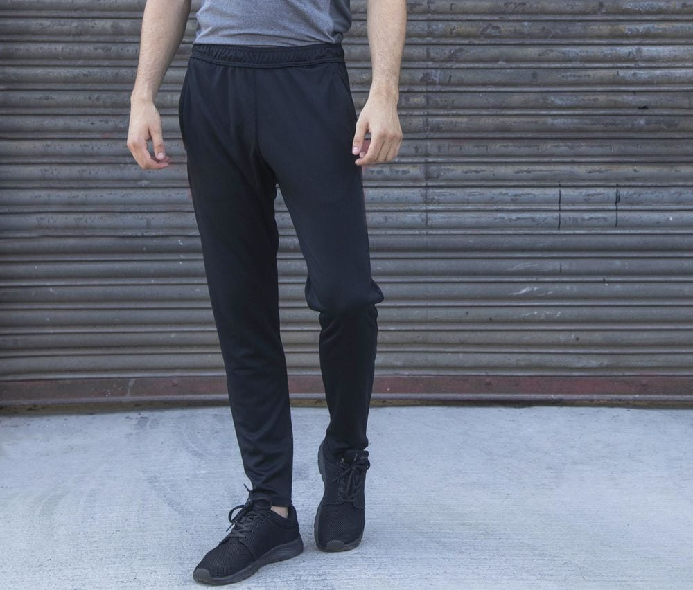Tombo TL580 - Men's slim leg training pants