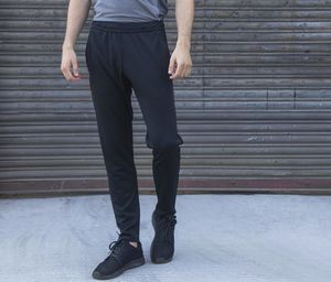 Tombo TL580 - Mens slim leg training pants