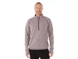 Elevate 18305 - CRANE Knit Half Zip
