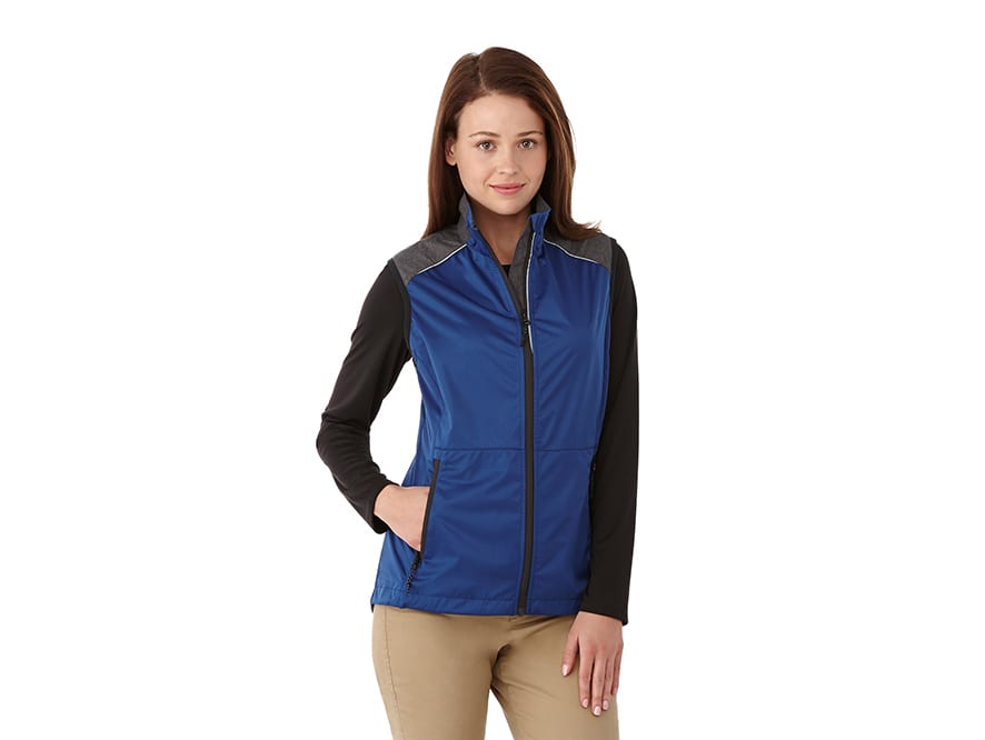 Elevate 99546 - Hybrid Softshell Vest