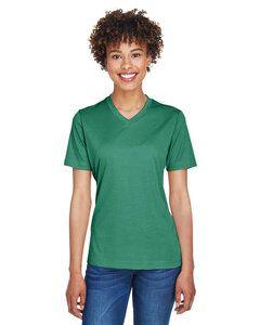 Team 365 TT11HW - T-shirt Performance Sonic Heather pour femme